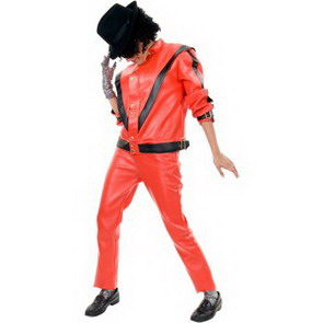 Click Here for Entire Collection of Michael Jackson Halloween Costumes Now!