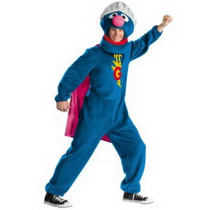 Click Here for Entire Collection of Sesame Street Halloween Costumes Now!